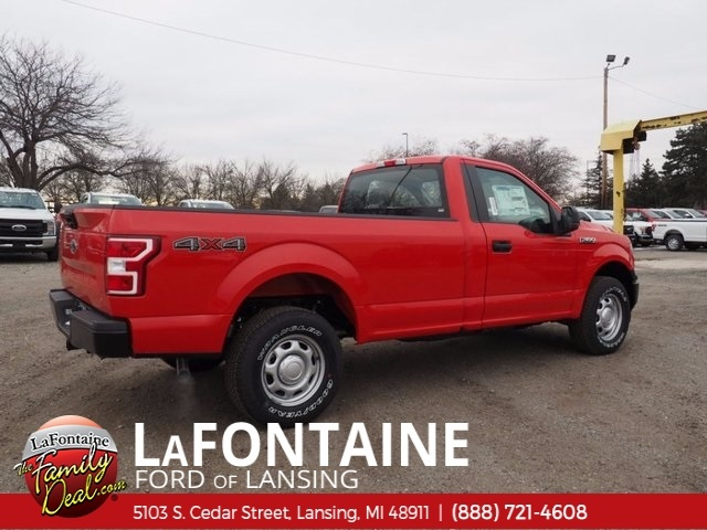 2018 F-150 Regular Cab 4x4,  Pickup #18F107 - photo 5