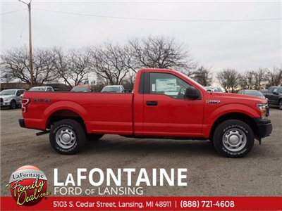 2018 F-150 Regular Cab 4x4,  Pickup #18F107 - photo 4