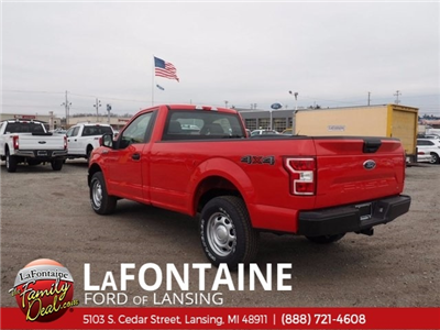 2018 F-150 Regular Cab 4x4,  Pickup #18F107 - photo 2