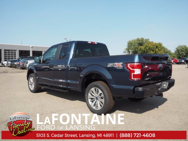 2018 F-150 Super Cab 4x4 Pickup #18F11 - photo 2
