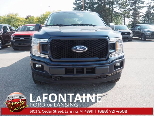 2018 F-150 Super Cab 4x4 Pickup #18F11 - photo 8