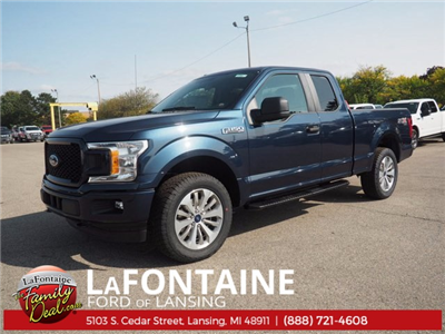 2018 F-150 Super Cab 4x4 Pickup #18F11 - photo 1