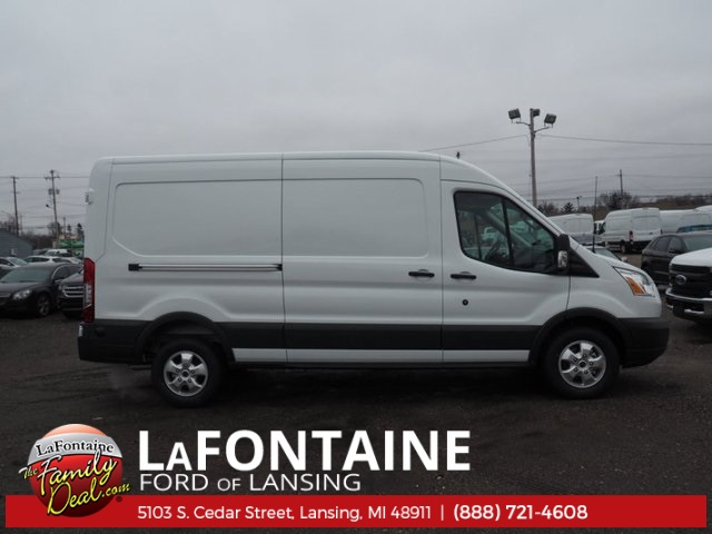 2018 Transit 350 Med Roof, Cargo Van #18F134 - photo 3