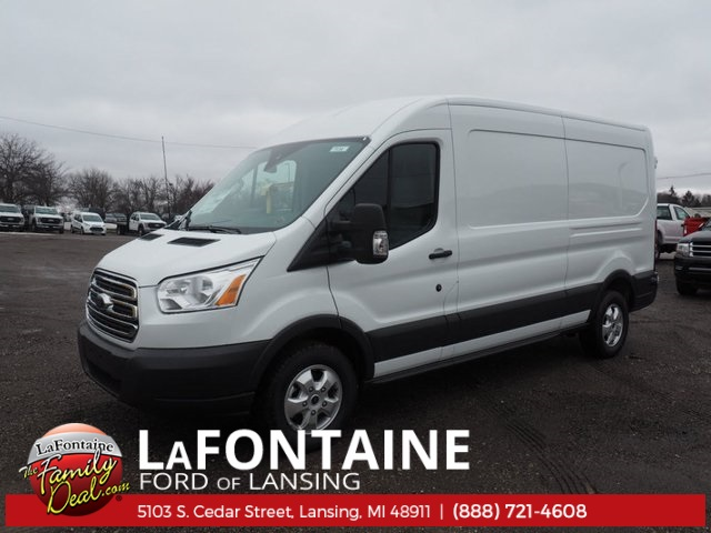 2018 Transit 350 Med Roof, Cargo Van #18F134 - photo 8