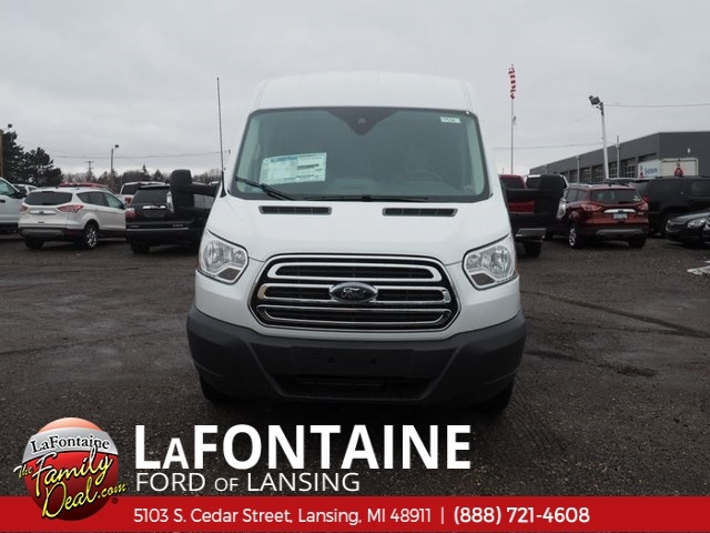 2018 Transit 350 Med Roof, Cargo Van #18F134 - photo 9