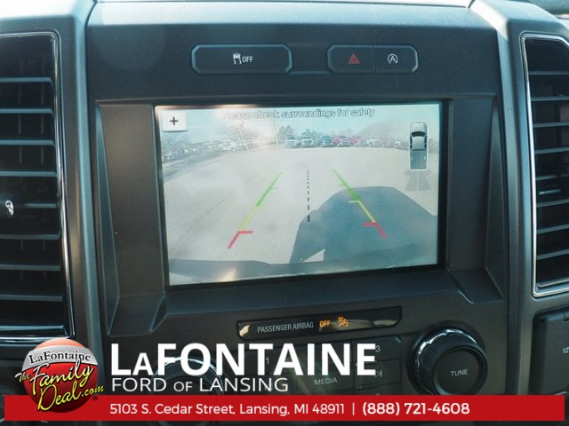 2018 F-150 Crew Cab 4x4, Pickup #18F157 - photo 22