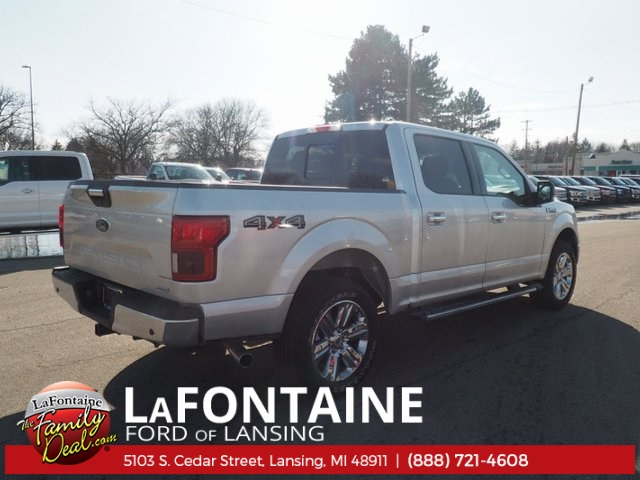 2018 F-150 Crew Cab 4x4, Pickup #18F157 - photo 5