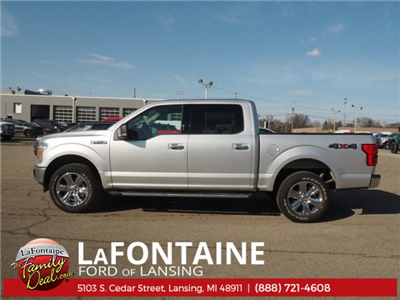 2018 F-150 Crew Cab 4x4, Pickup #18F157 - photo 26