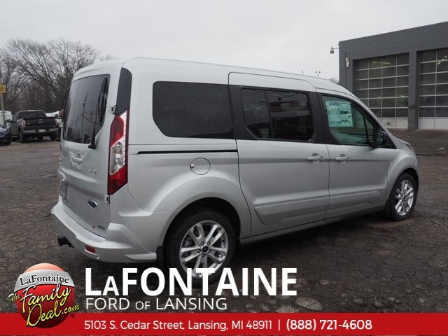 2018 Transit Connect 4x2,  Passenger Wagon #18F164 - photo 4