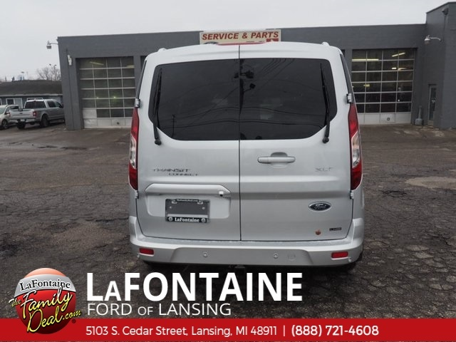 2018 Transit Connect 4x2,  Passenger Wagon #18F164 - photo 6