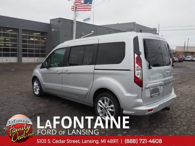 2018 Transit Connect 4x2,  Passenger Wagon #18F164 - photo 2