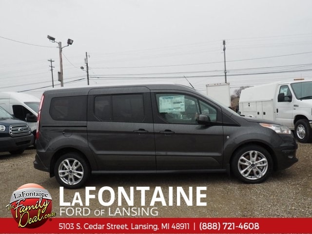 2018 Transit Connect 4x2,  Passenger Wagon #18F165 - photo 5