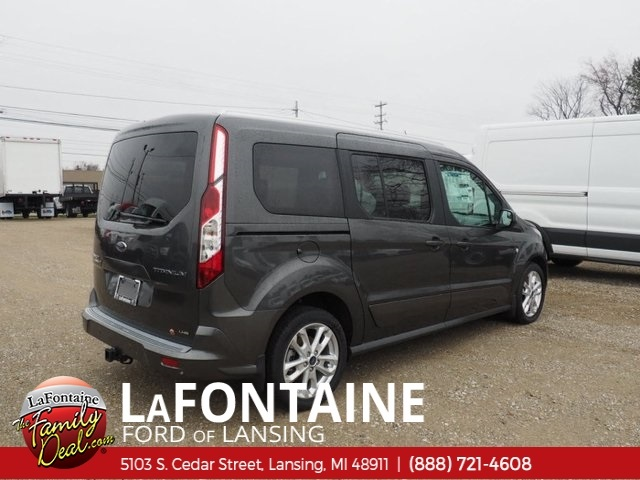 2018 Transit Connect 4x2,  Passenger Wagon #18F165 - photo 4