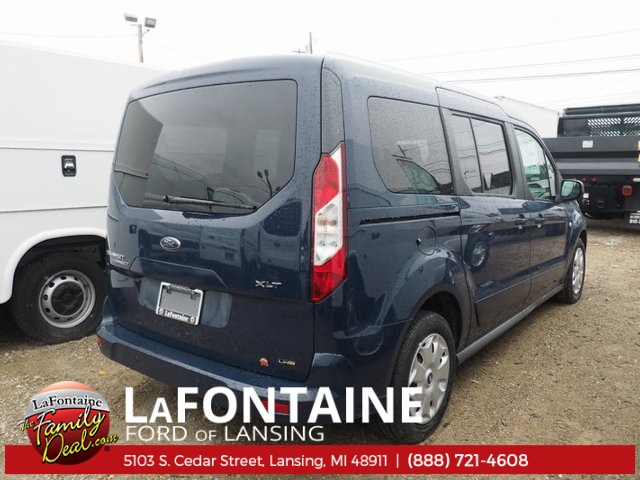 2018 Transit Connect, Passenger Wagon #18F166 - photo 2