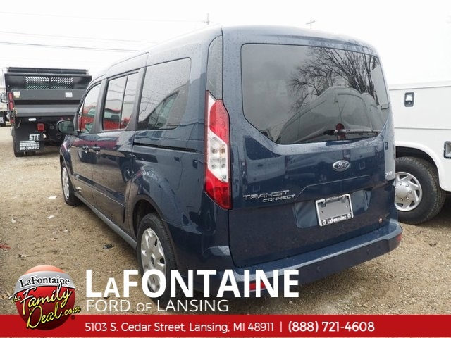 2018 Transit Connect, Passenger Wagon #18F166 - photo 4
