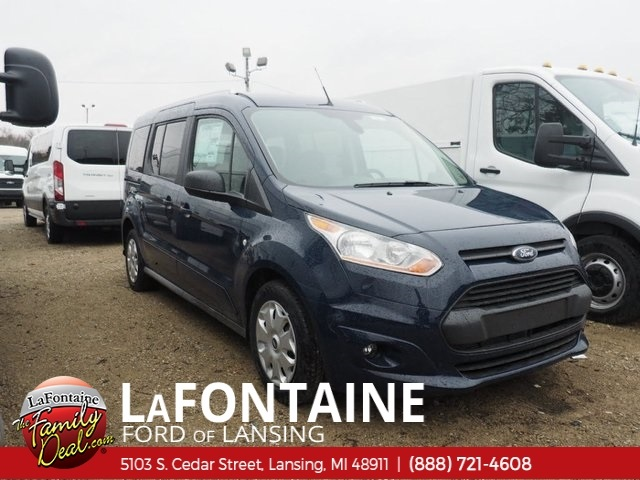 2018 Transit Connect 4x2,  Passenger Wagon #18F166 - photo 3