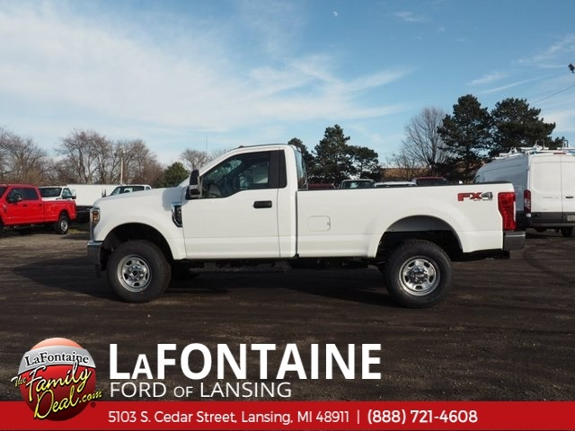 2018 F-350 Regular Cab 4x4,  Pickup #18F168 - photo 4
