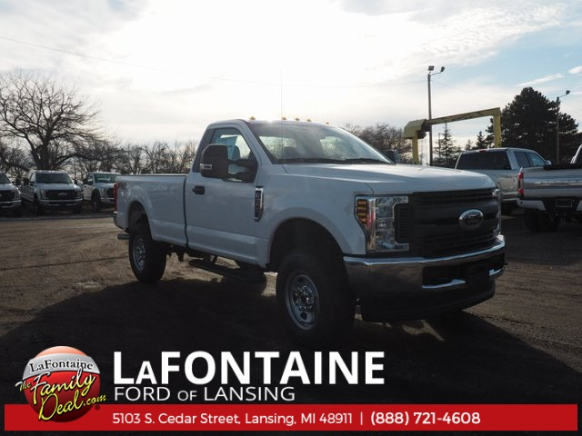 2018 F-350 Regular Cab 4x4, Pickup #18F168 - photo 8