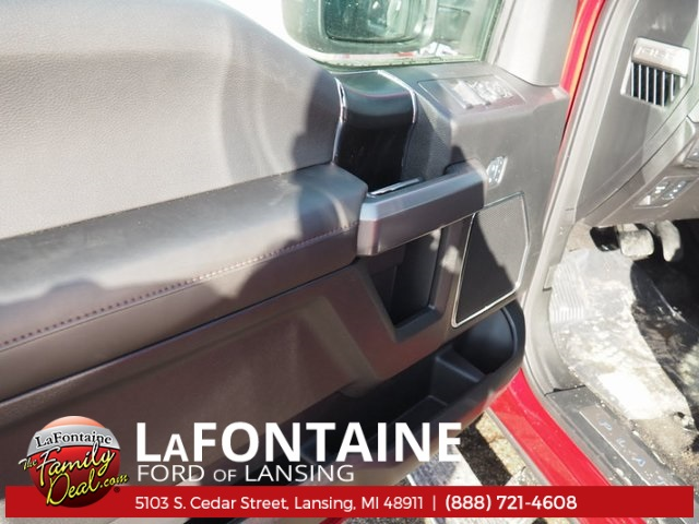 2018 F-150 Crew Cab 4x4, Pickup #18F213 - photo 23