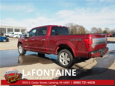2018 F-150 Crew Cab 4x4, Pickup #18F213 - photo 2