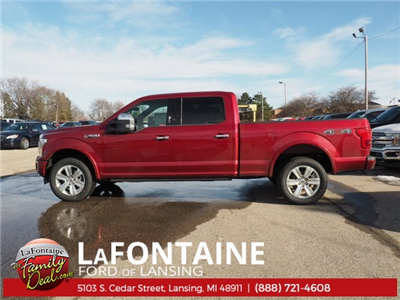 2018 F-150 Crew Cab 4x4, Pickup #18F213 - photo 7