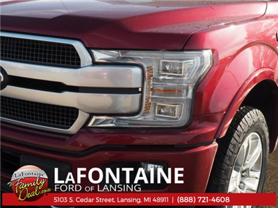 2018 F-150 Crew Cab 4x4, Pickup #18F213 - photo 11