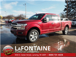 2018 F-150 Crew Cab 4x4, Pickup #18F213 - photo 1