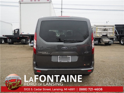 2018 Transit Connect, Passenger Wagon #18F240 - photo 4