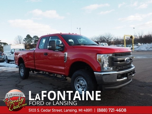 2018 F-350 Super Cab 4x4,  Pickup #18F255 - photo 1