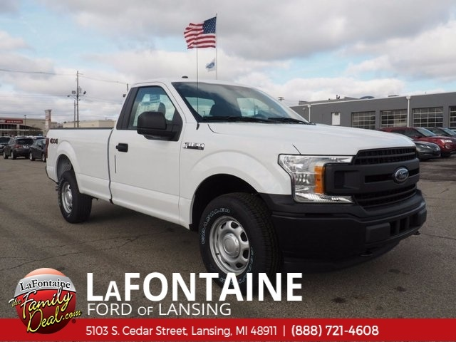 2018 F-150 Regular Cab 4x4,  Pickup #18F26 - photo 3