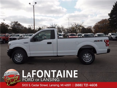 2018 F-150 Regular Cab 4x4,  Pickup #18F26 - photo 7