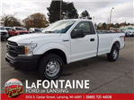 2018 F-150 Regular Cab 4x4,  Pickup #18F26 - photo 1