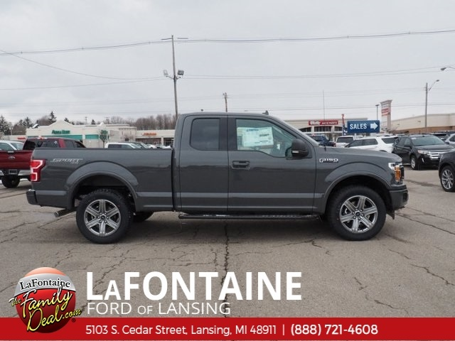 2018 F-150 Super Cab 4x4,  Pickup #18F274 - photo 4