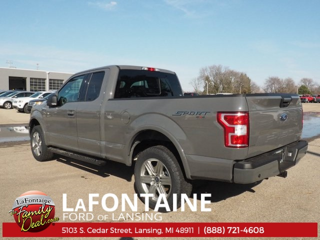 2018 F-150 Super Cab 4x4, Pickup #18F281 - photo 2