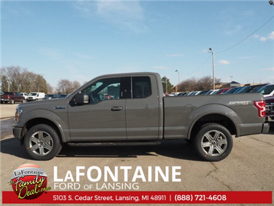 2018 F-150 Super Cab 4x4, Pickup #18F281 - photo 26