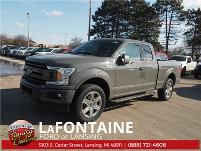 2018 F-150 Super Cab 4x4, Pickup #18F281 - photo 1
