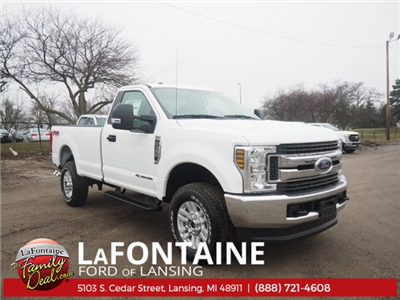 2018 F-350 Regular Cab 4x4, Pickup #18F315 - photo 1