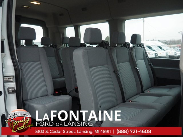 2018 Transit 350 Med Roof, Passenger Wagon #18F321 - photo 11
