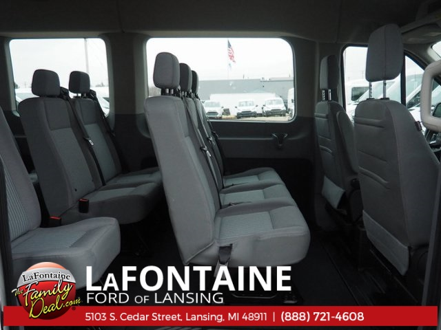 2018 Transit 350 Med Roof, Passenger Wagon #18F321 - photo 12