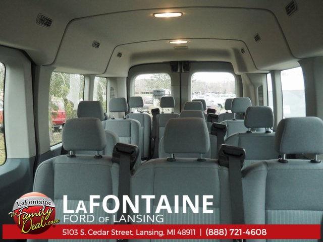 2018 Transit 350 Med Roof, Passenger Wagon #18F321 - photo 16