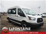 2018 Transit 350 Med Roof, Passenger Wagon #18F321 - photo 1