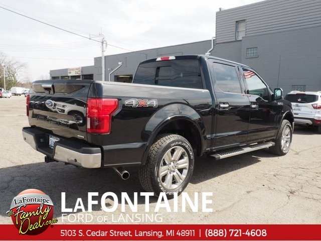 2018 F-150 SuperCrew Cab 4x4,  Pickup #18F324 - photo 4