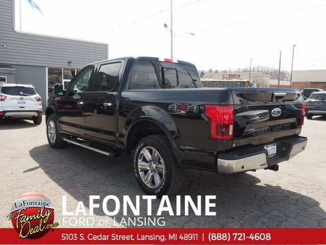 2018 F-150 SuperCrew Cab 4x4,  Pickup #18F324 - photo 2