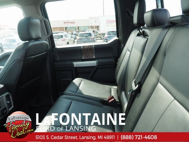 2018 F-150 SuperCrew Cab 4x4,  Pickup #18F324 - photo 15
