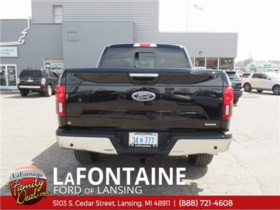 2018 F-150 SuperCrew Cab 4x4,  Pickup #18F324 - photo 6