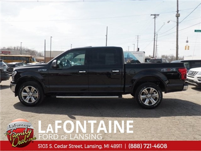 2018 F-150 SuperCrew Cab 4x4,  Pickup #18F324 - photo 7