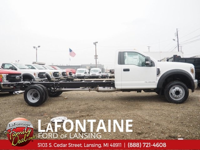 2018 F-550 Regular Cab DRW, Cab Chassis #18F348 - photo 4