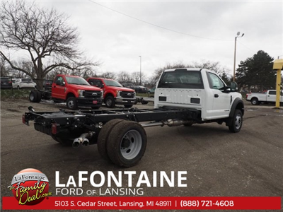 2018 F-550 Regular Cab DRW, Cab Chassis #18F348 - photo 5