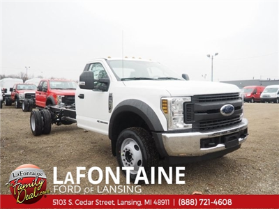 2018 F-550 Regular Cab DRW 4x2,  Cab Chassis #18F348 - photo 3