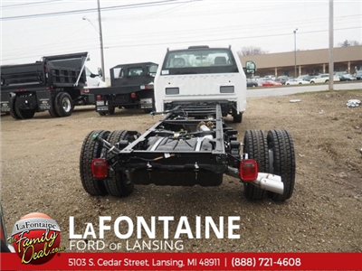 2018 F-550 Regular Cab DRW 4x2,  Cab Chassis #18F348 - photo 6
